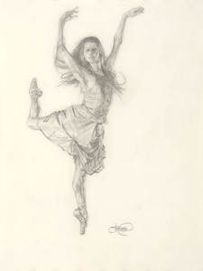 Mid Air Dancer - Steve Johnson