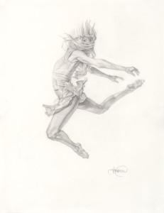 Windblown - Steve Johnson